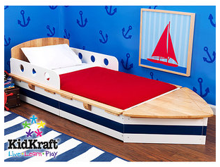 Pottery Barn Kids Speedboat Bed Amp Trundle Copycatchic