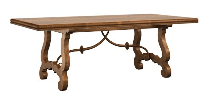 Drexel Heritage Furniture The Tavola For A Feast Dining Table ...
