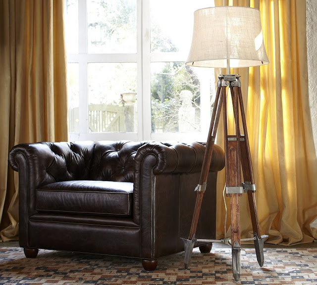 Pottery barn surveyors floor lamp copycatchic pottery barn surveyors floor lamp aloadofball Choice Image