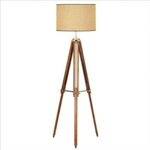 Pottery Barn Surveyor\'s Floor Lamp - copycatchic
