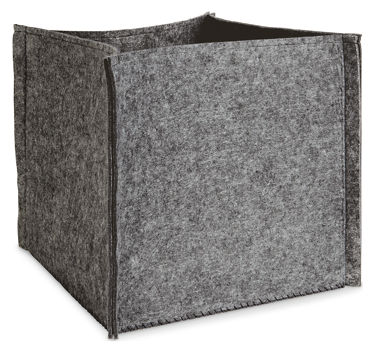 Room & Board Felt Storage Bin