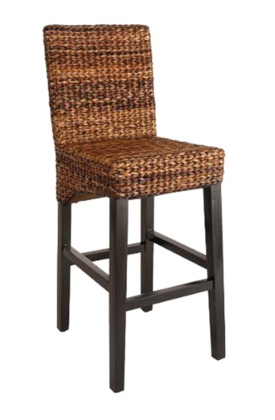 Well known Pottery Barn Seagrass Barstool - copycatchic RE39