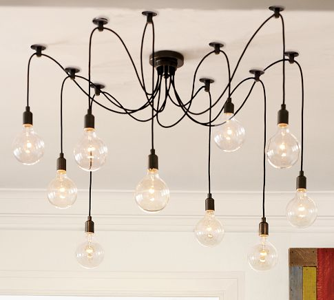 Pottery barn edison chandelier copycatchic mozeypictures Image collections