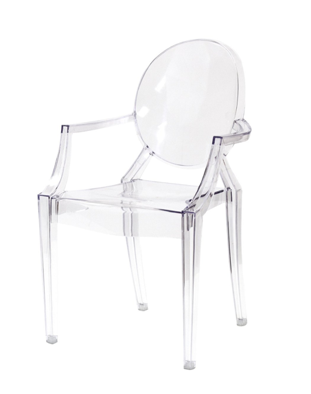 Beau Amazonu0027s Louis Ghost Chair U003d $70.19
