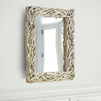 Ballard Designs Driftwood Mirror Copycatchic