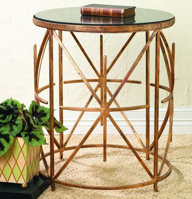 Great Interiors 38u0027s Granite Top Side Table U003d $530 (free Shipping!)