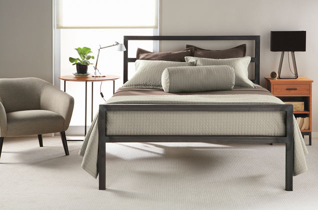 Room And Board Parsons Bed Sale
