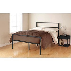 Amazing Walmart us Mainstays Parsons Bed Queen ud