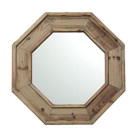 Restoration Hardware's Octagonal Mirror = $155