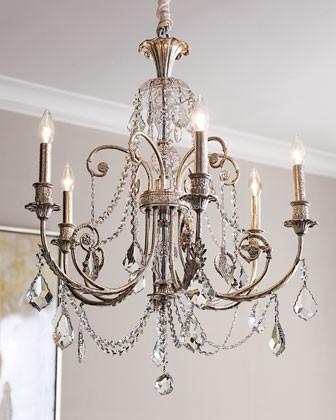 Horchow delphine chandelier copycatchic
