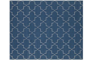 Madeline Weinrib Blue Brook Rug