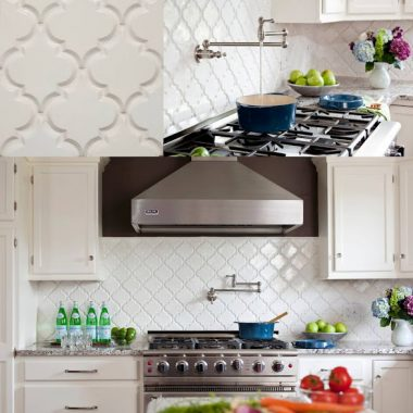 Arabesque Mosaic Tile