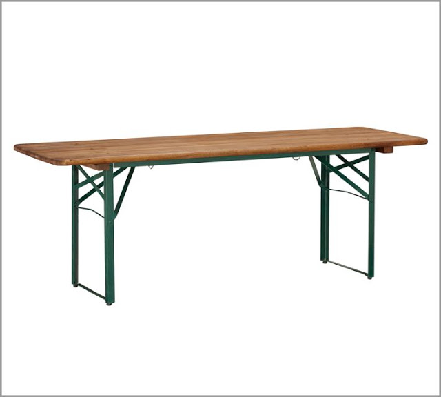 Pottery Barn Dining Table Care Linden