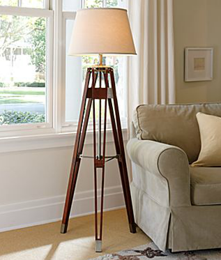 JCPenneyu0027s Linden Street Surveyor Lamp U003d $180