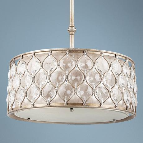 Horchow lucia chandelier copycatchic lamps plus murray feiss lucia collection pendant light 52491 aloadofball Choice Image