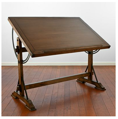 Restoration Hardware 1920 S French Drafting Table Copy