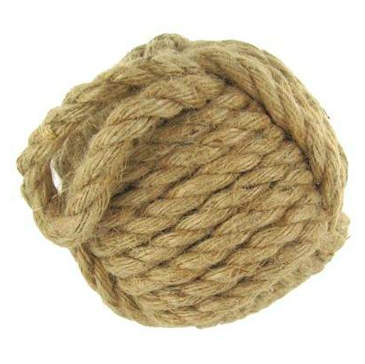 Ballard Designs Rope Knot Doorstop Copy Cat Chic