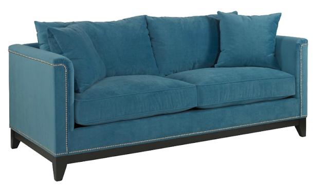 Hom Furnitureu0027s Pauline Uptown Sofa U003d $999.99