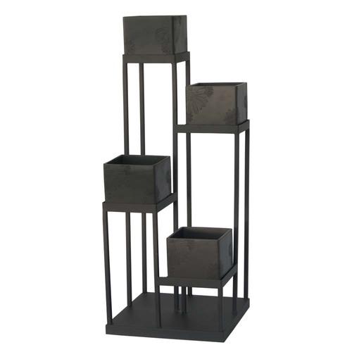 Crate And Barrel Quadrant Plant Stand Copycatchic