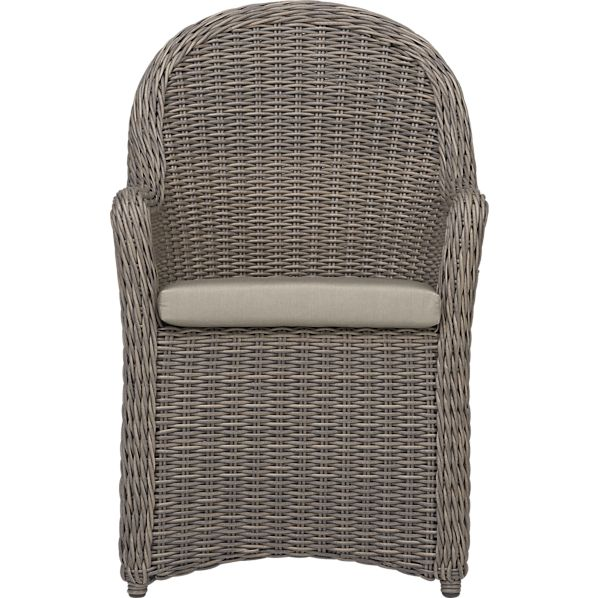 Crate And Barrel Summerlin Arm Chair