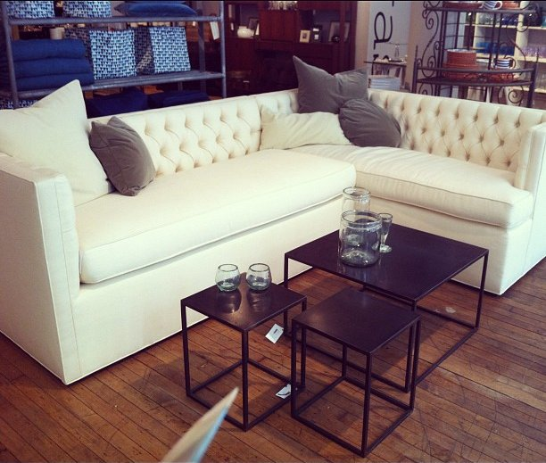Jonathan Adler Lampert Sofa Copy Cat Chic