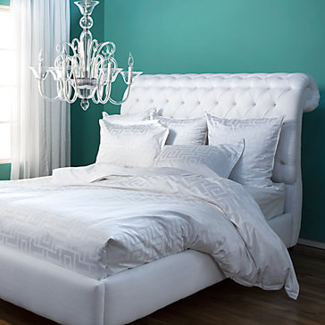 Z Gallerie Ella Bed Copy Cat Chic