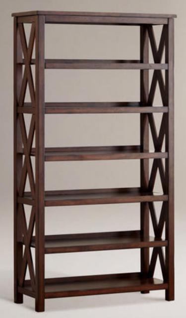 ballard designs bourdonnais bookcase copy cat chic