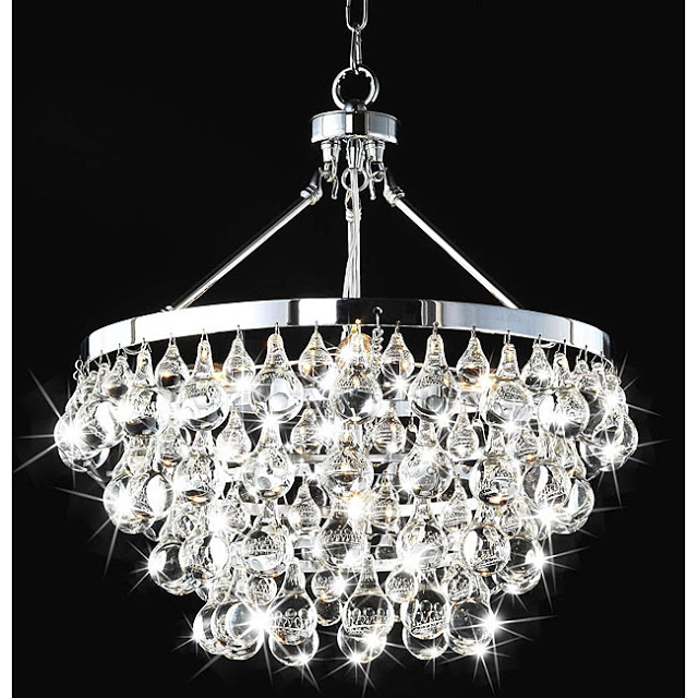 Arctic pear chandelier copycatchic overstocks indoor luxury crystal chandelier aloadofball Images
