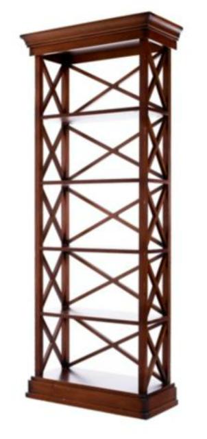 Ballard Designs Bourdonnais Bookcase - copycatchic