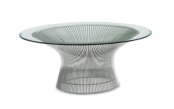 DESIGN WITHIN REACH PLATNER COFFEE TABLE
