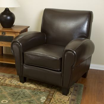 COSTCO EDGAR CLUB CHAIR