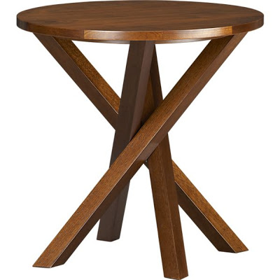 Crate And Barrel Twist Table