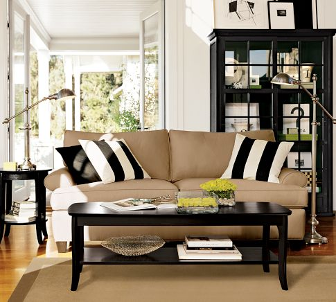 Copy Cat Chic Room Redo I Pottery Barn Inspired Living Room ...