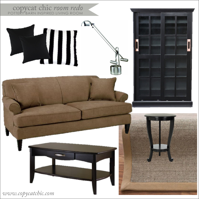 Copy Cat Chic Room Redo I Pottery Barn Inspired Living RoomCopy Cat Chic Room Redo I Pottery Barn Inspired Living Room  . Pottery Barn Inspired Living Rooms. Home Design Ideas
