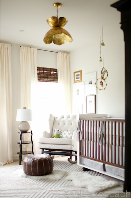 Copy Cat Chic Room Redo I Ford S Neutral Nursery Copycatchic