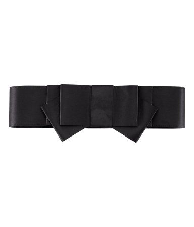 H&M BOW BELT
