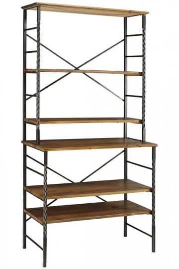 HOME DECORATORS TUSCAN BOOKSHELF