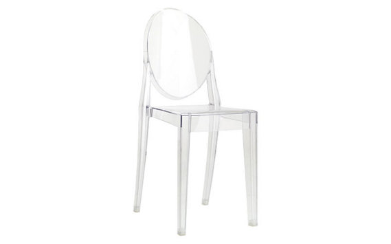 design within reach victoria ghost chair