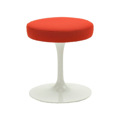 DESIGN WITHIN REACH SAARINEN TULIP STOOL