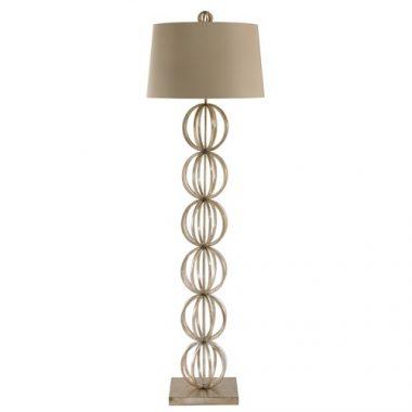 Zinc Door Arteriors Millenium Iron Floor Lamp
