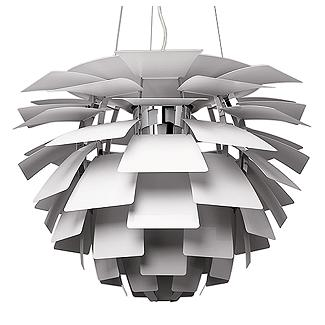 poul henningsen artichoke lamp part 2 copy cat chic. Black Bedroom Furniture Sets. Home Design Ideas
