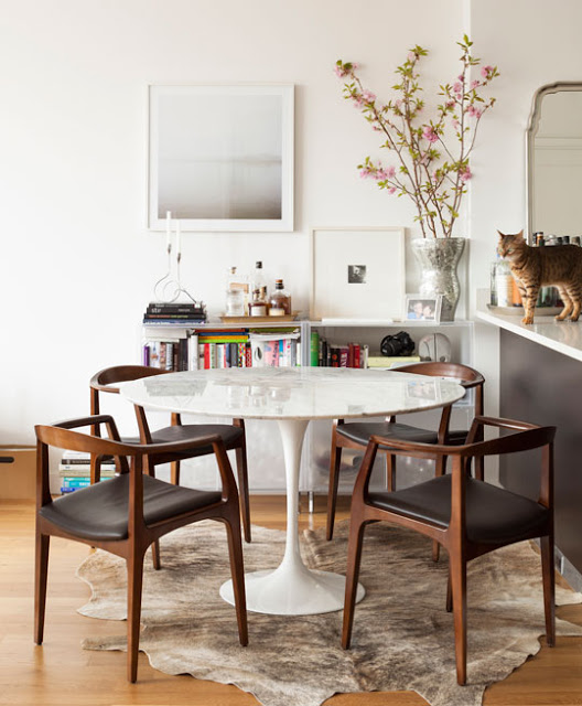 Mid Century Modern Dining: Copy Cat Chic Room Redo I Mid Century Modern Dining Room