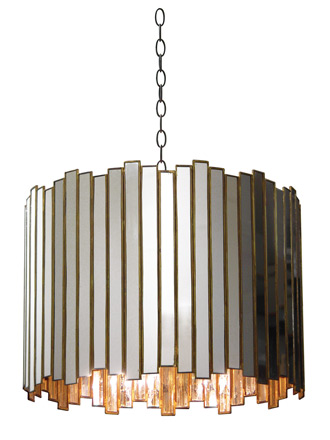 TONIC HOME OLY STUDIO GRAYSON CHANDELIER