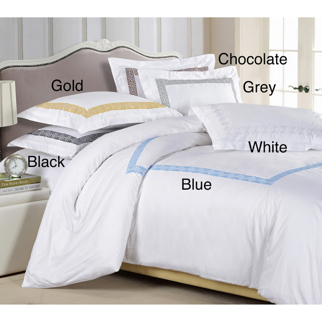 Good OVERSTOCK SERENA DUVET COVER SET