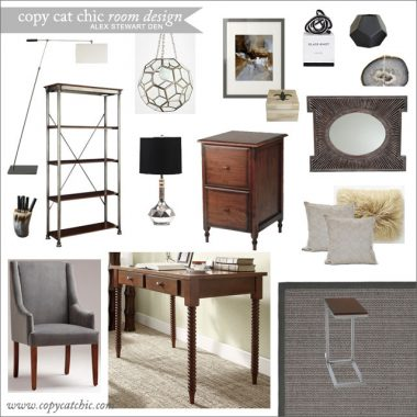 Copy Cat Chic Room Designs Now Available for July