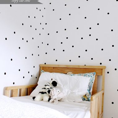 Arden's Toddler Room on Apartment Therapy