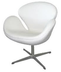 IN STYLE MODERN ARNE JACOBSEN SWAN CHAIR