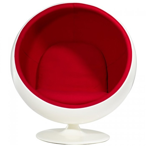 IN STYLE MODERN EERO AARNIO STYLE BALL CHAIR