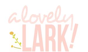 Joy & Revelry White Box Challenge | Lauren from A Lovely Lark