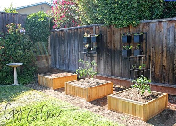 Ranch House Redo | A Little Backyard Update - copycatchic